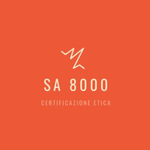 SA 8000 certificazione etica sa8000